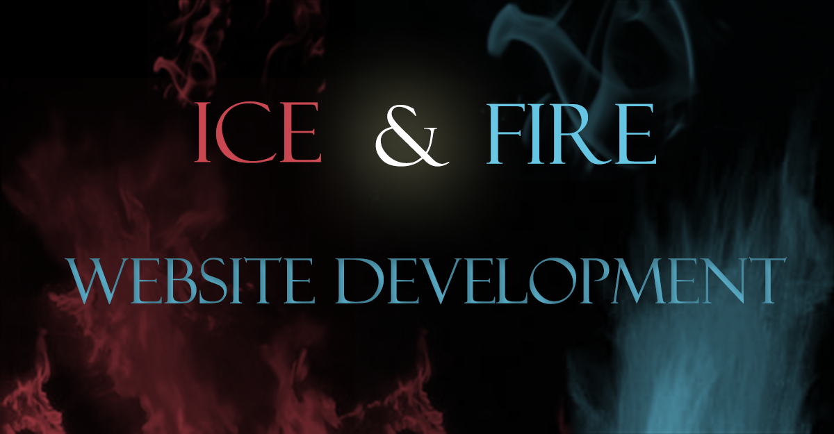 ice fire website development where cool things come. Black Bedroom Furniture Sets. Home Design Ideas